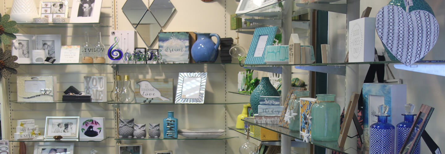 Gifts And Homeware Section At Wairau Pharamcy